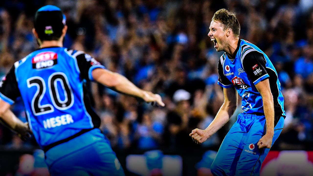 Ben Laughlin - Cricket - PlayersVoice
