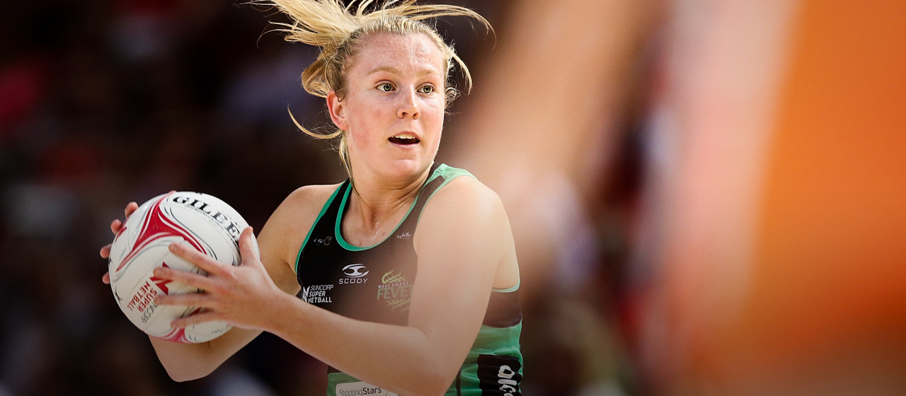 Jess Anstiss - Netball - AthletesVoice
