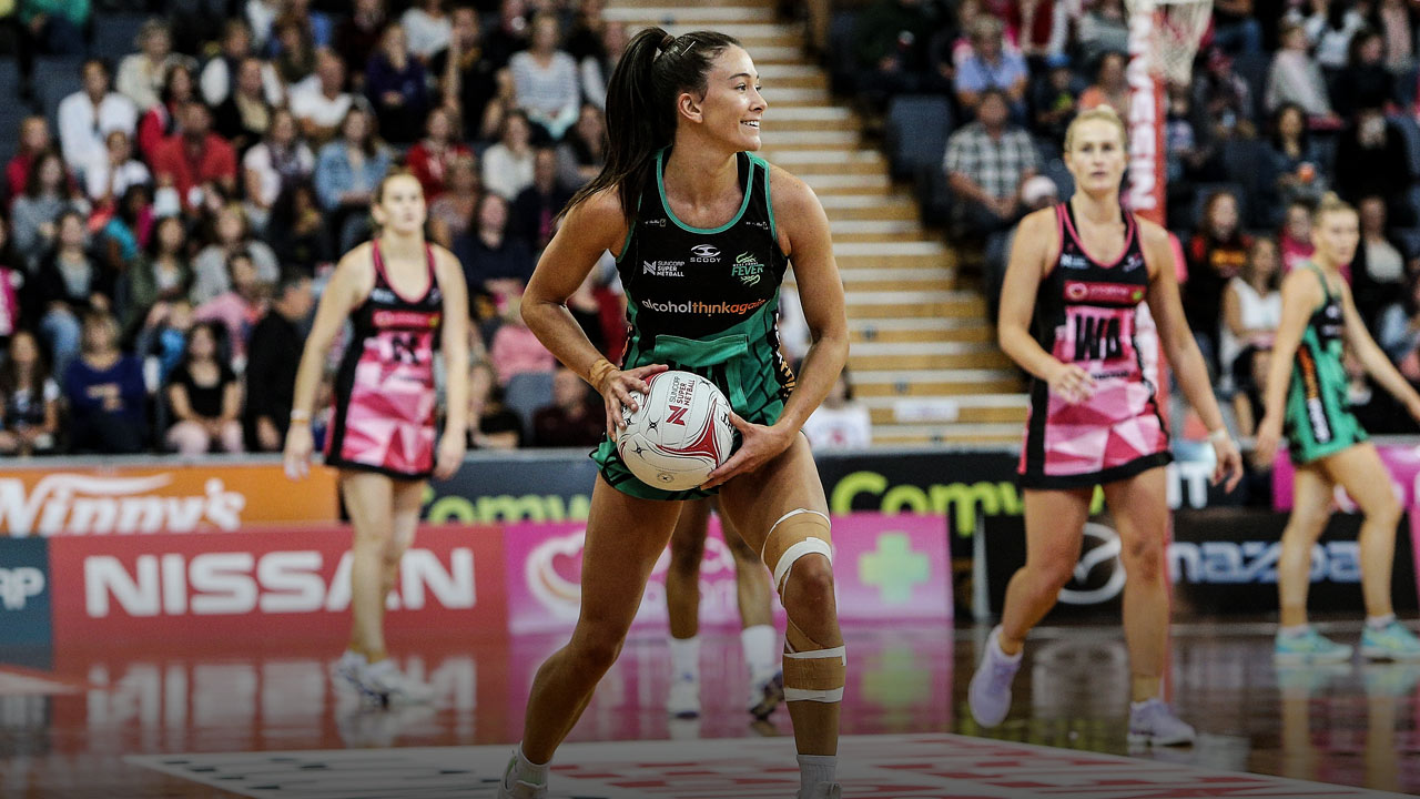 Verity Charles - Netball - PlayersVoice