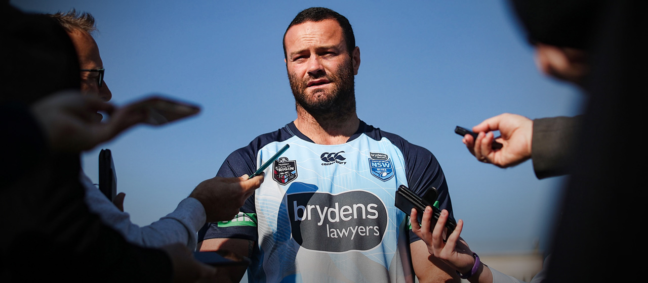 Boyd Cordner - NRL - AthletesVoice