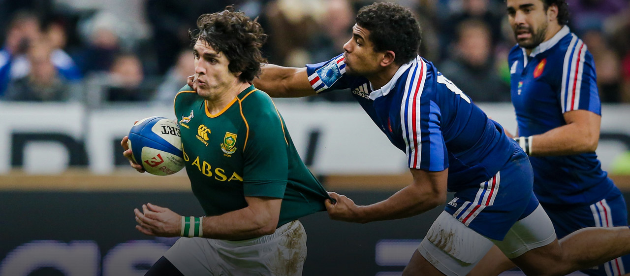 Jaque Fourie - Rugby - AthletesVoice