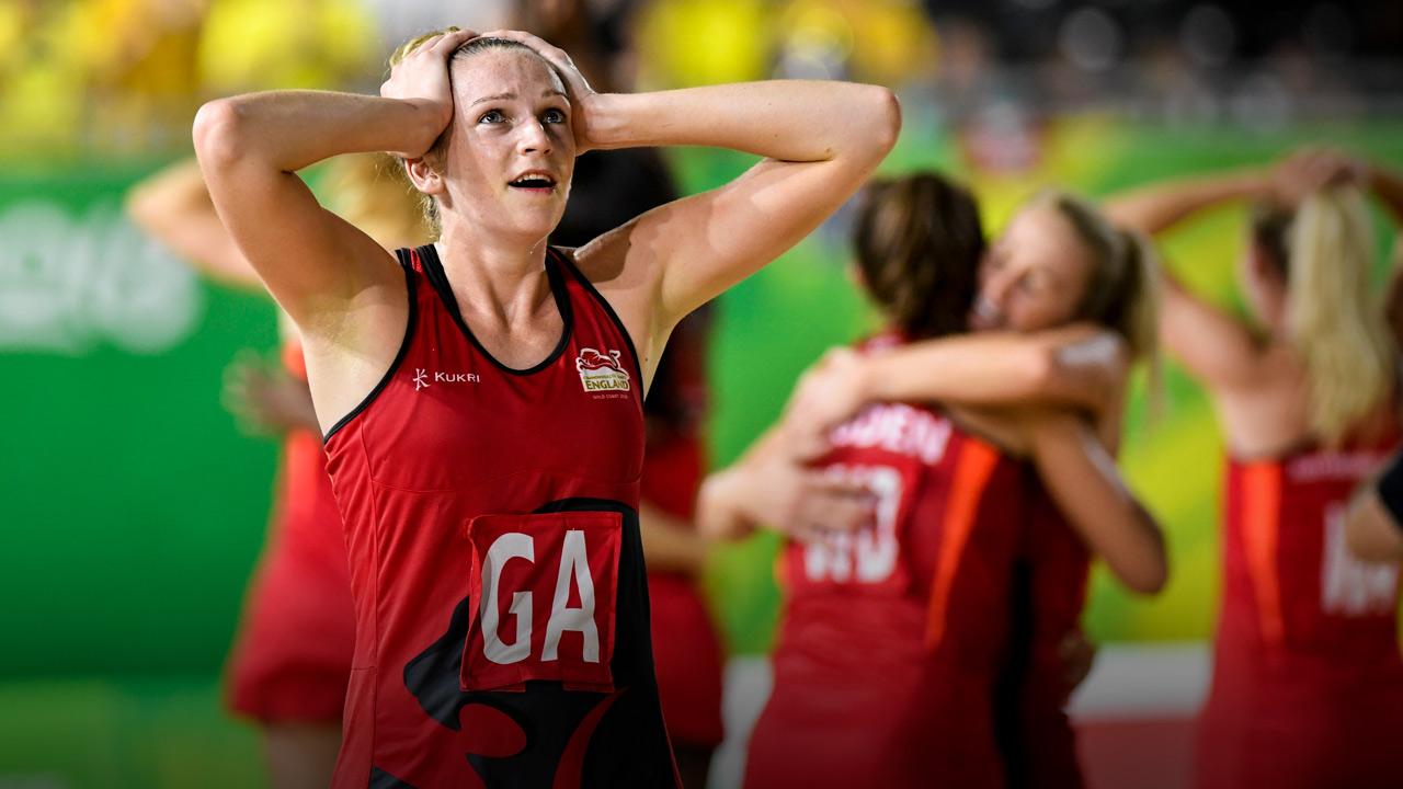 Jo Harten - Netball - AthletesVoice