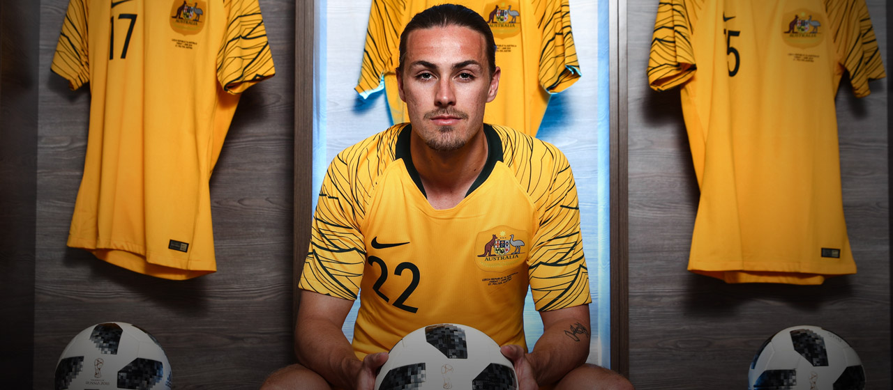 Jackson Irvine - Football - AthletesVoice