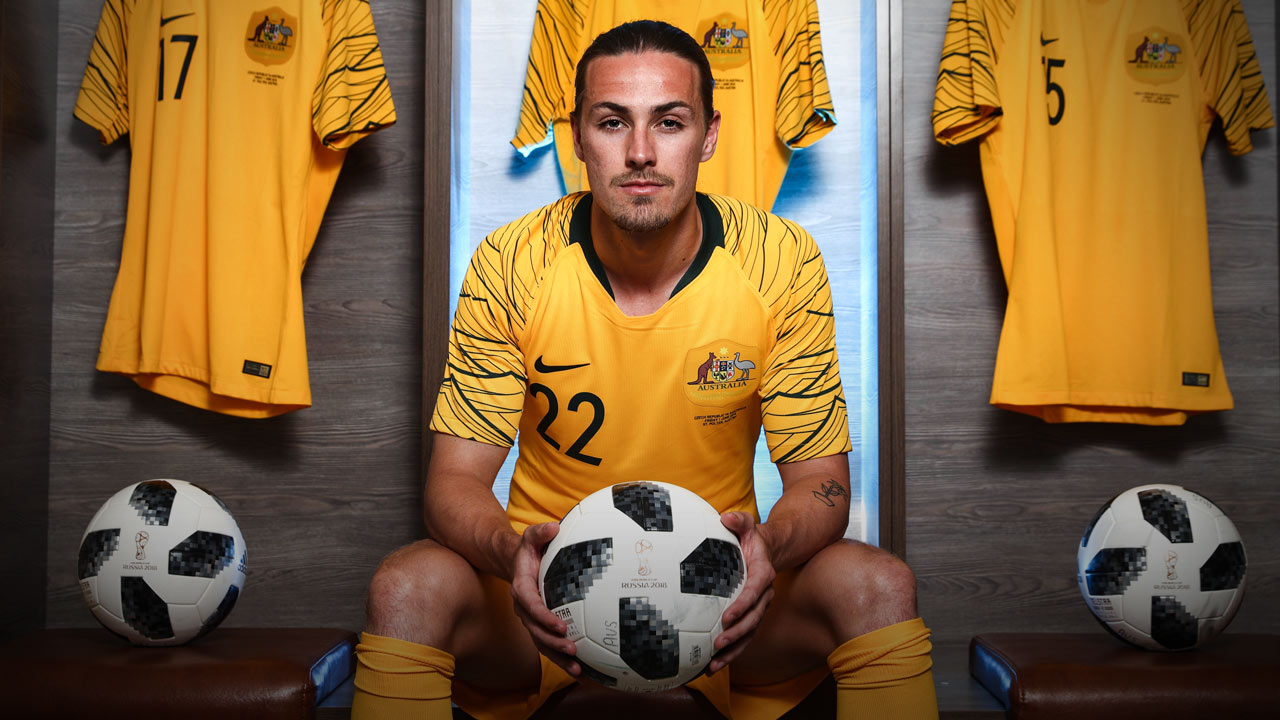 Jackson Irvine - Football - PlayersVoice