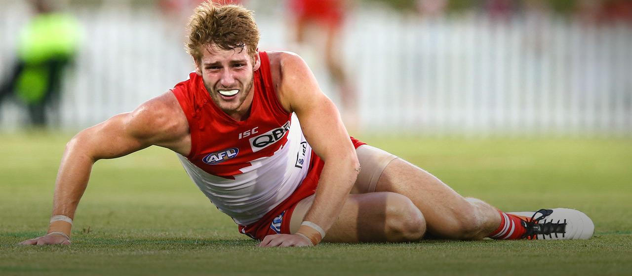 Alex Johnson - AFL - AthletesVoice