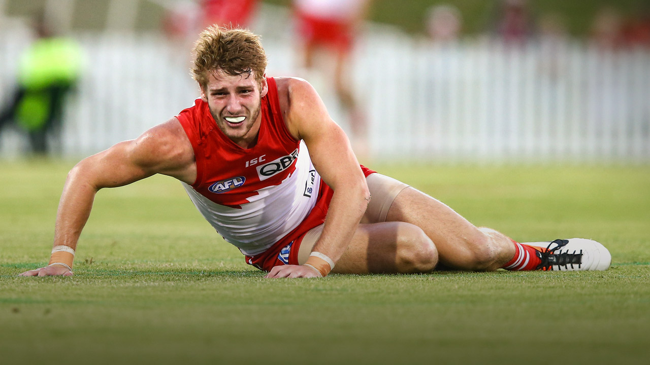 Alex Johnson - AFL - PlayersVoice