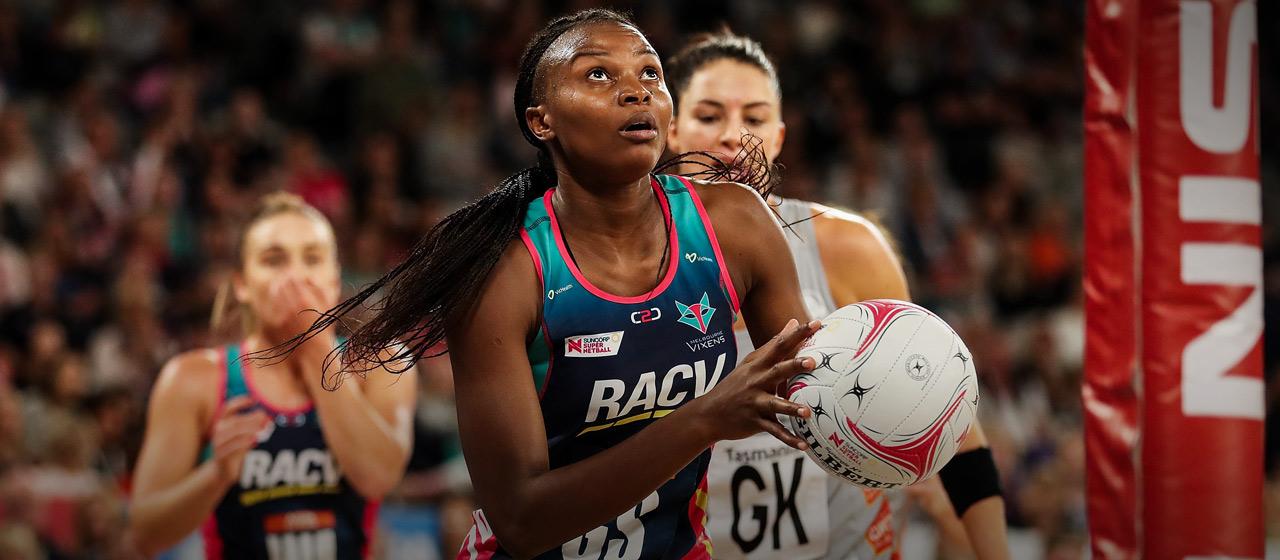 Mwai Kumwenda - Netball - AthletesVoice