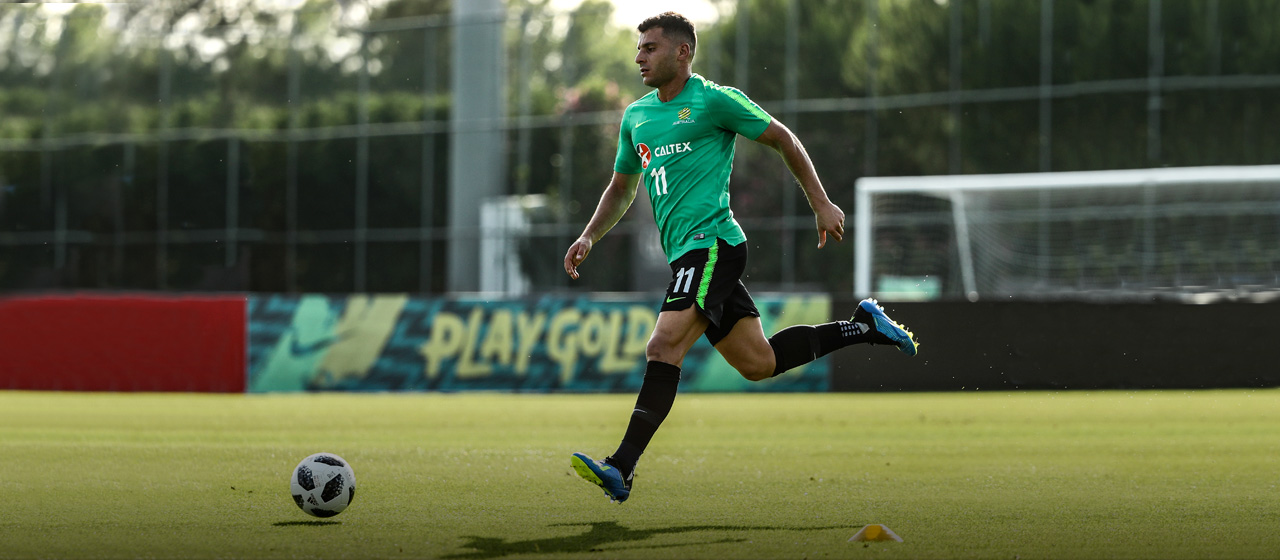 Andrew Nabbout - Football - AthletesVoice