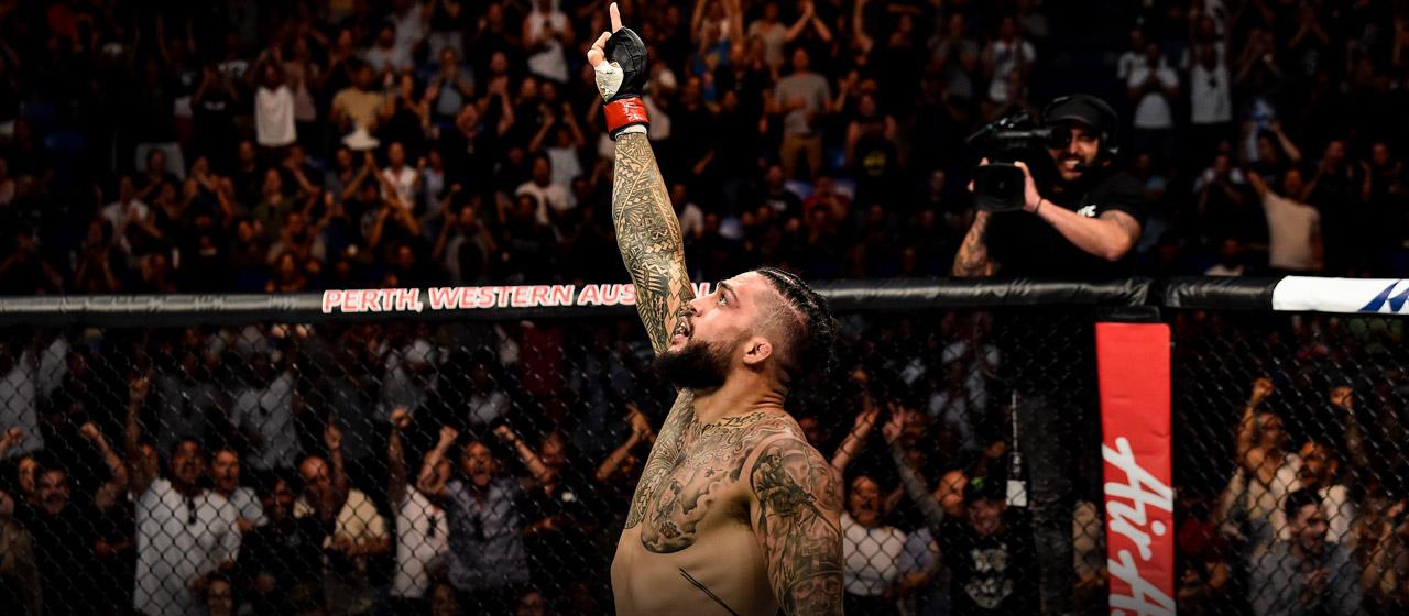 Tyson Pedro - UFC - AthletesVoice