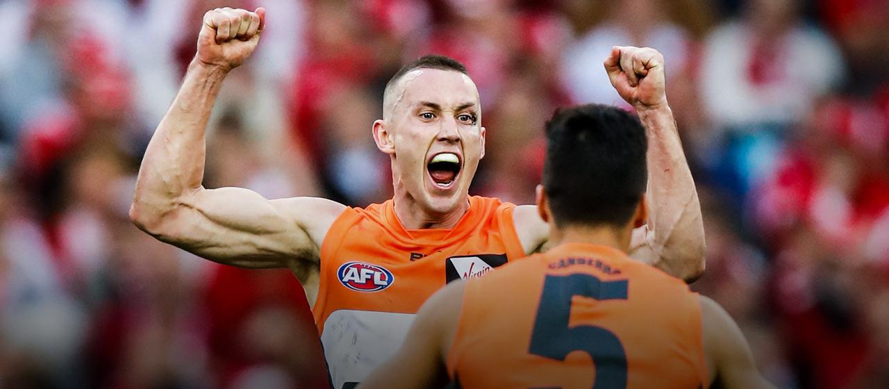 Tom Scully - AFL - AthletesVoice