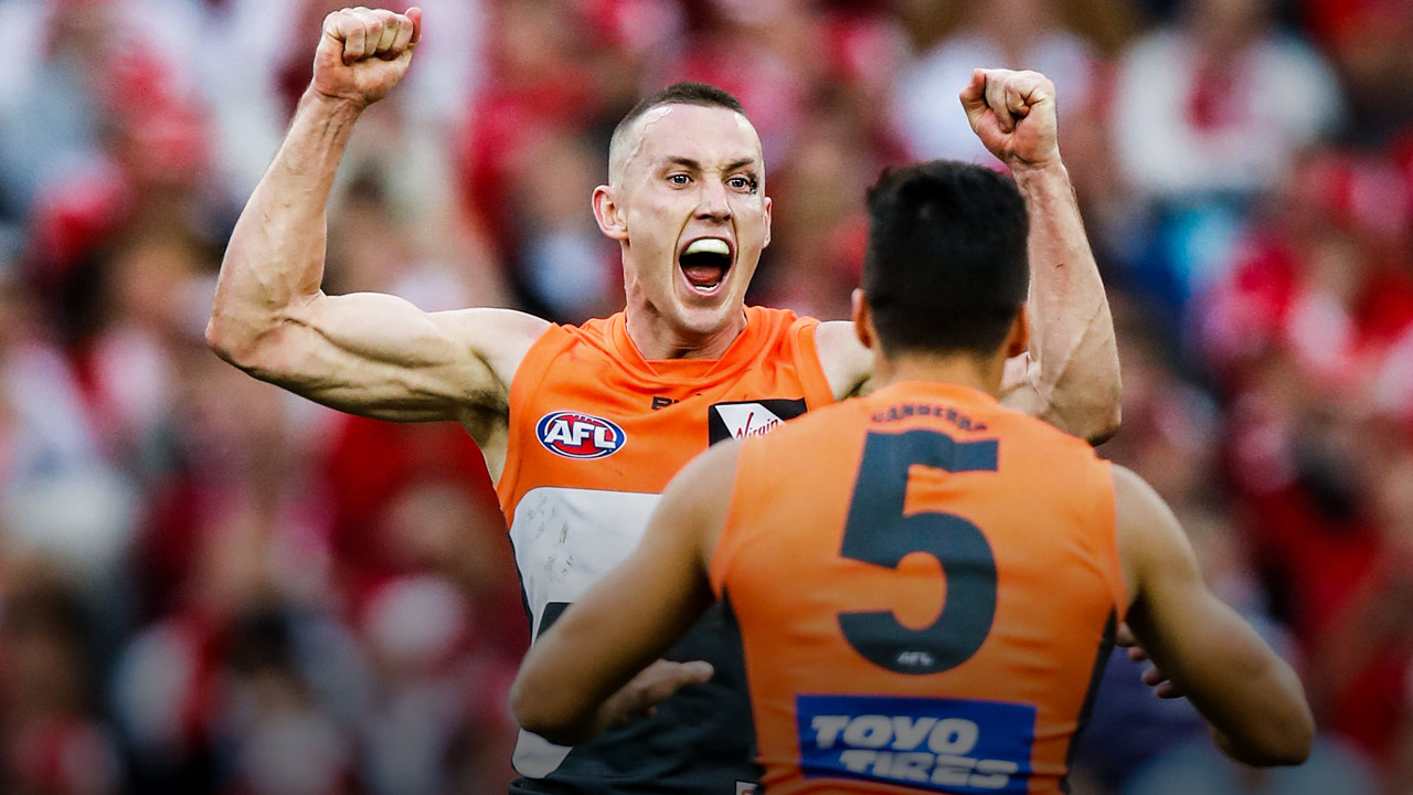 Tom Scully - AFL - PlayersVoice