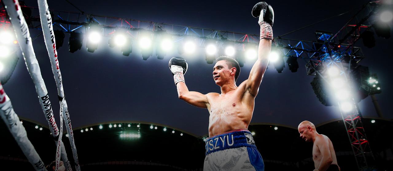 Tim Tszyu - Boxing - AthletesVoice