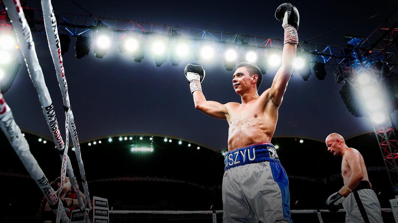 Tim Tszyu - Boxing - PlayersVoice