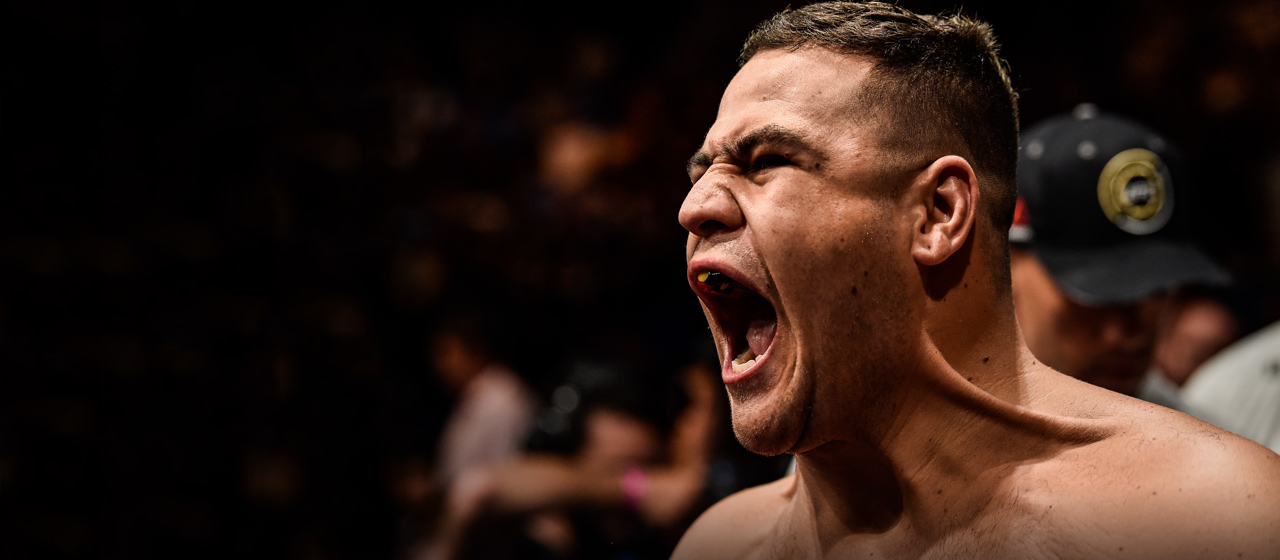 Tai Tuivasa - UFC - AthletesVoice