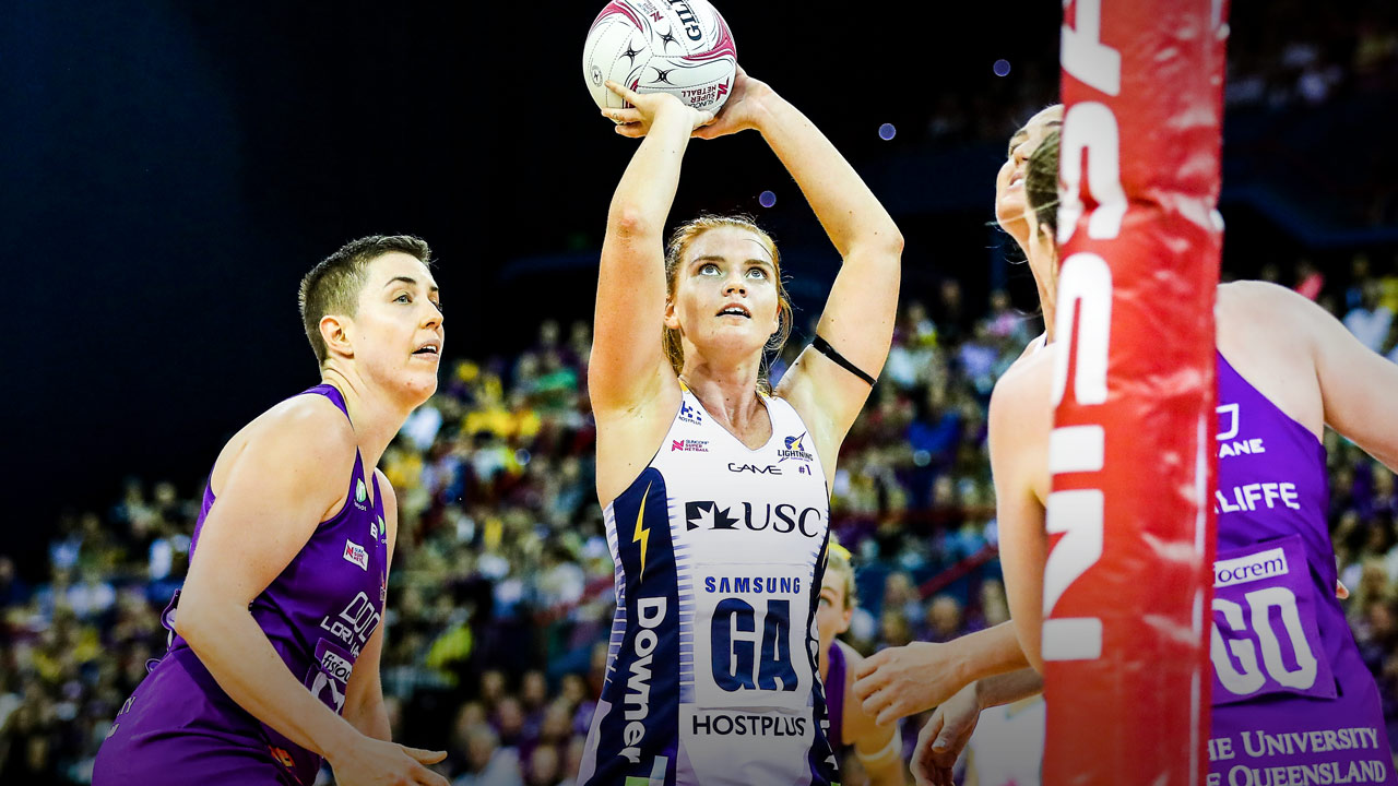 Steph Wood - Netball - PlayersVoice