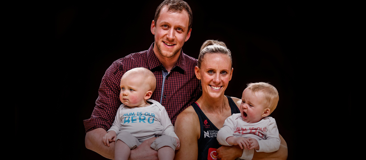 Renae Ingles - Netball - AthletesVoice