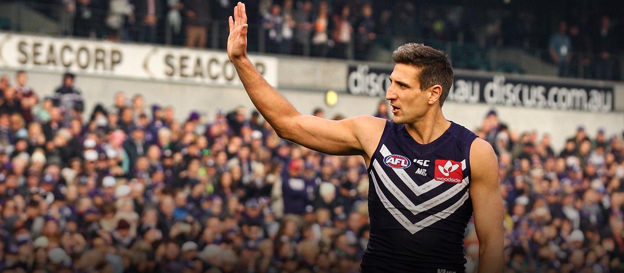 Matthew Pavlich - AFL - AthletesVoice