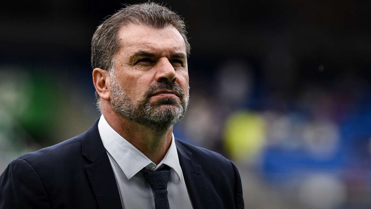 Ange Postecoglou - Football - PlayersVoice