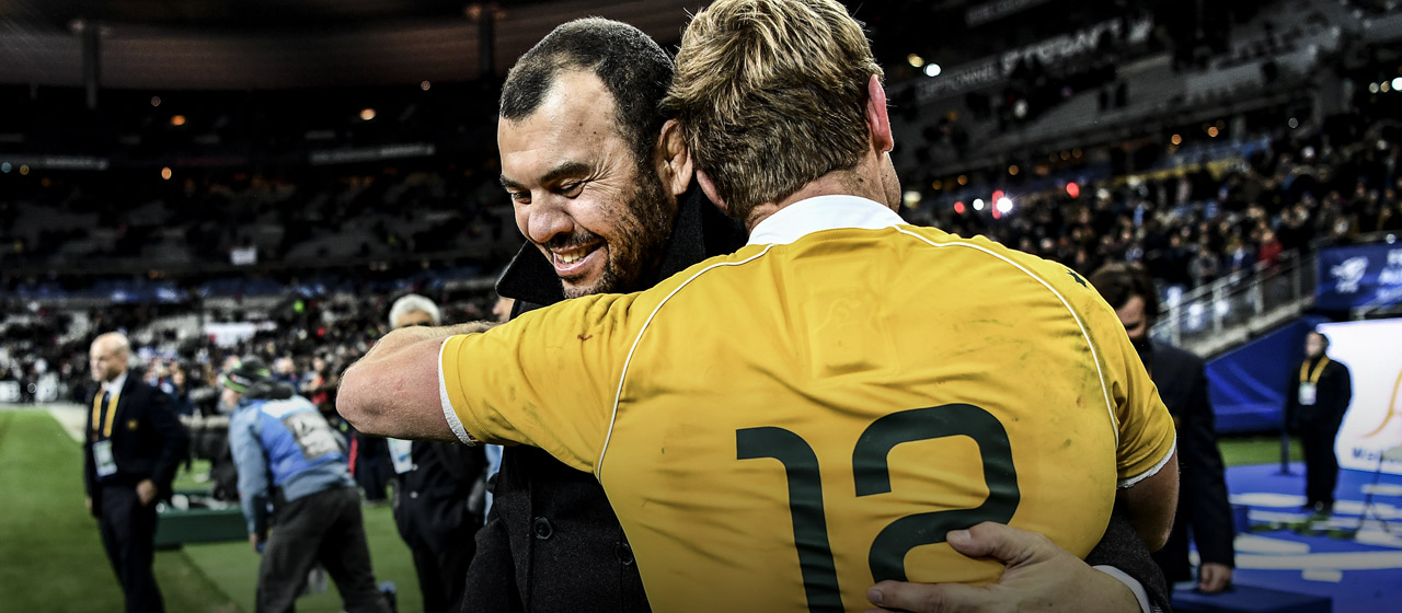 Michael Cheika - Rugby - AthletesVoice