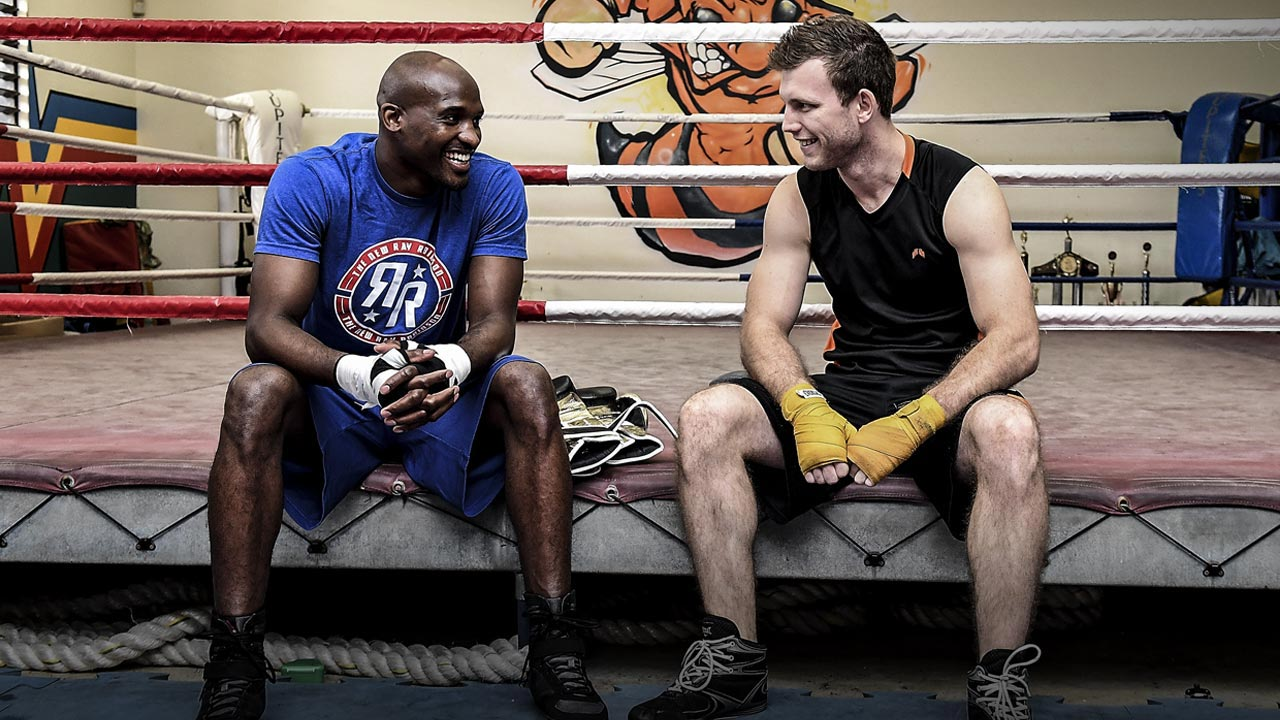 Jeff Horn - Fight Diary: Horn v Crawford - PlayersVoice