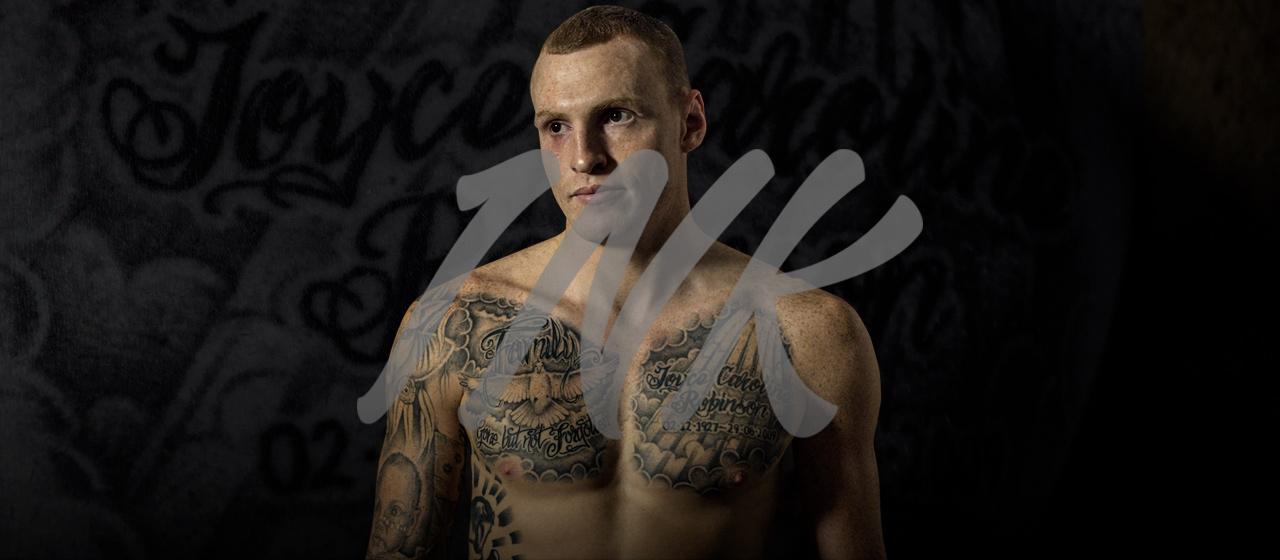 Mitch Robinson - Ink - AthletesVoice