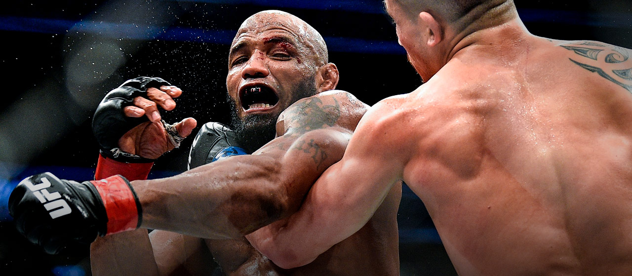 Yoel Romero - UFC - AthletesVoice