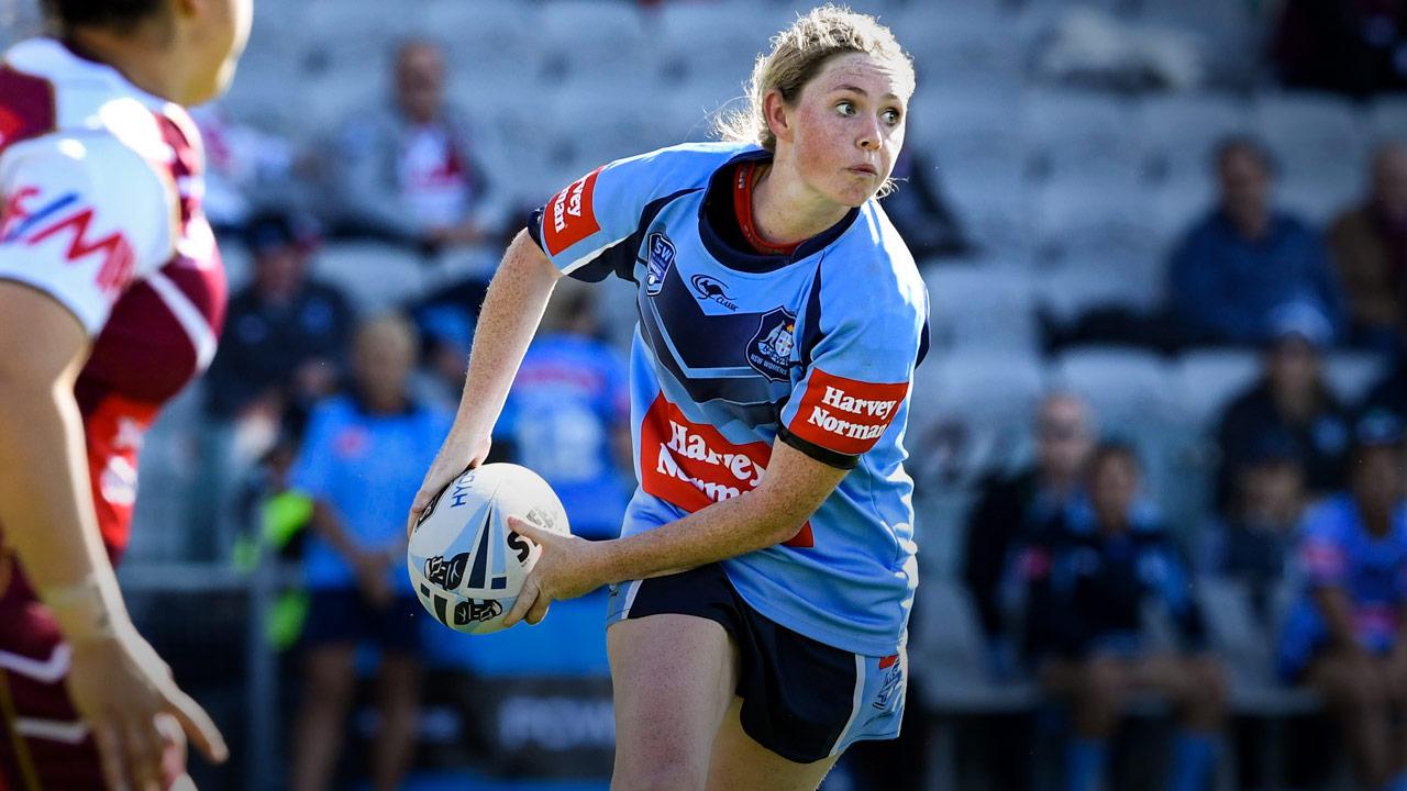 Maddie Studdon - NRL - AthletesVoice