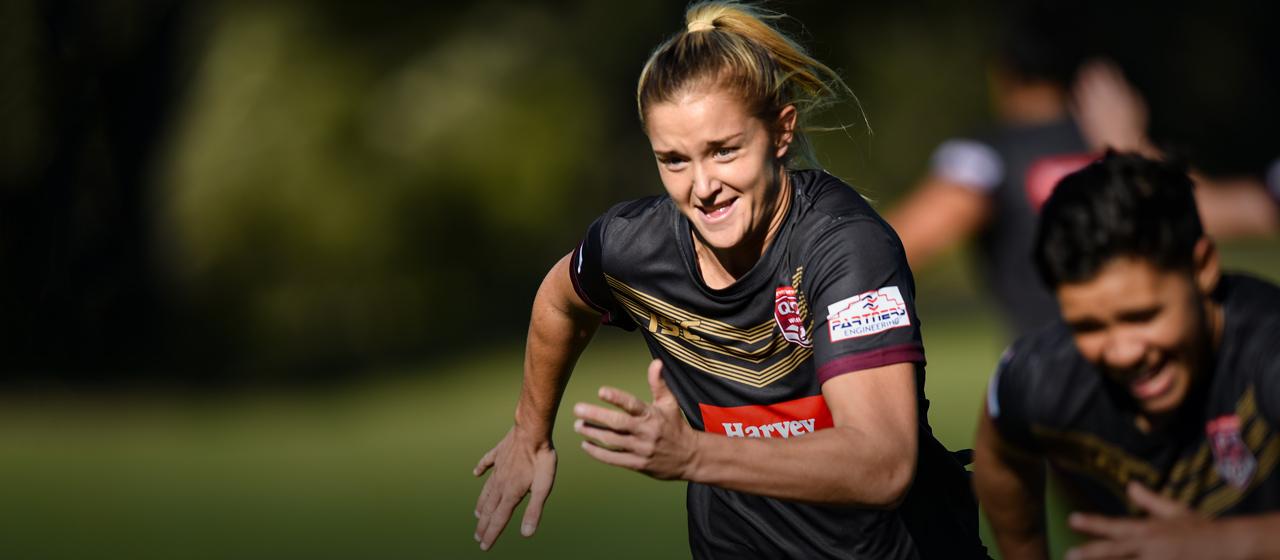 Meg Ward - NRL - AthletesVoice