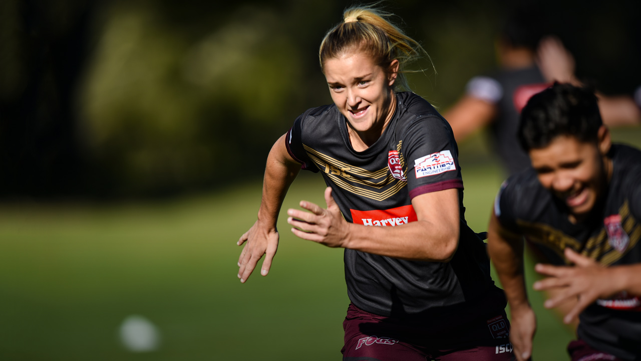 Meg Ward - NRL - PlayersVoice