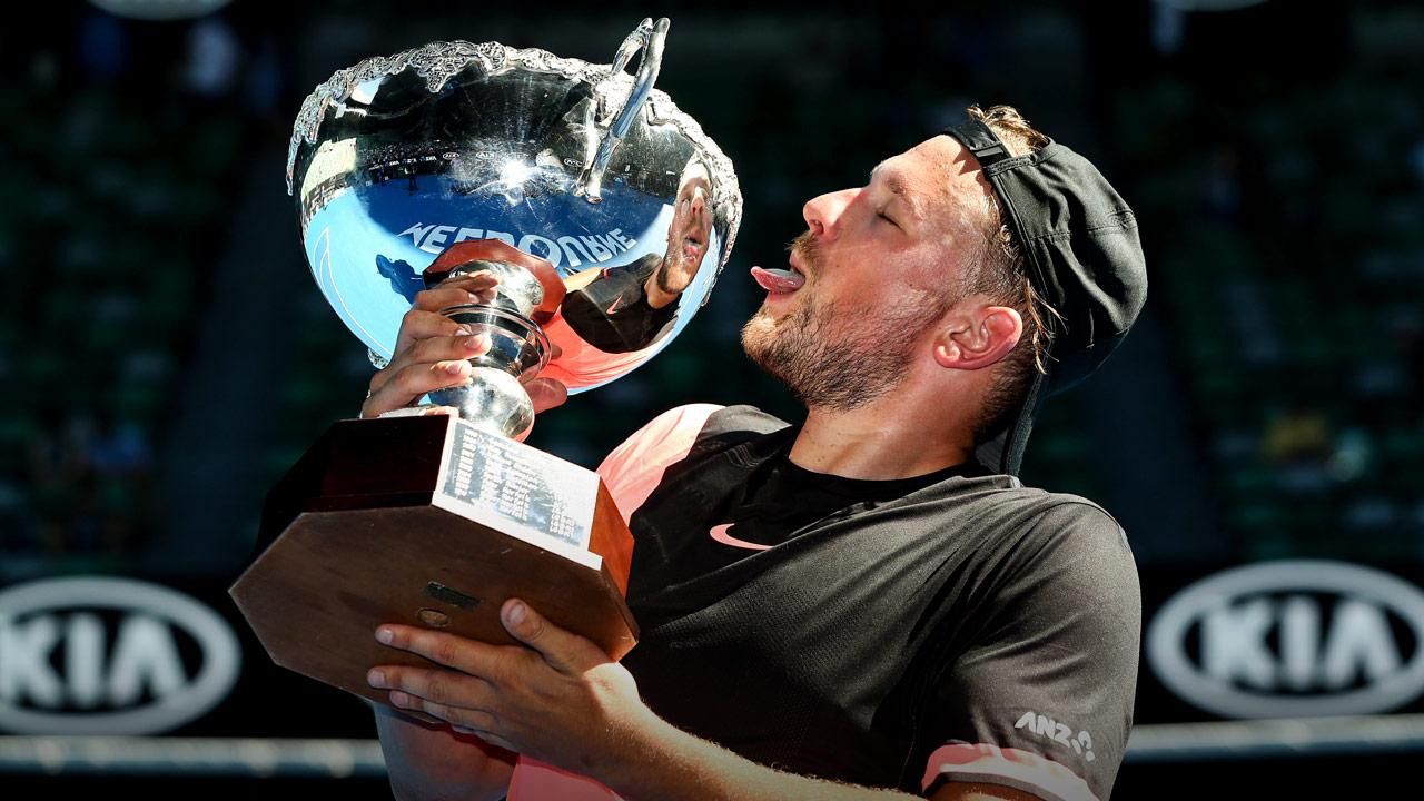 Dylan Alcott - Tennis - PlayersVoice