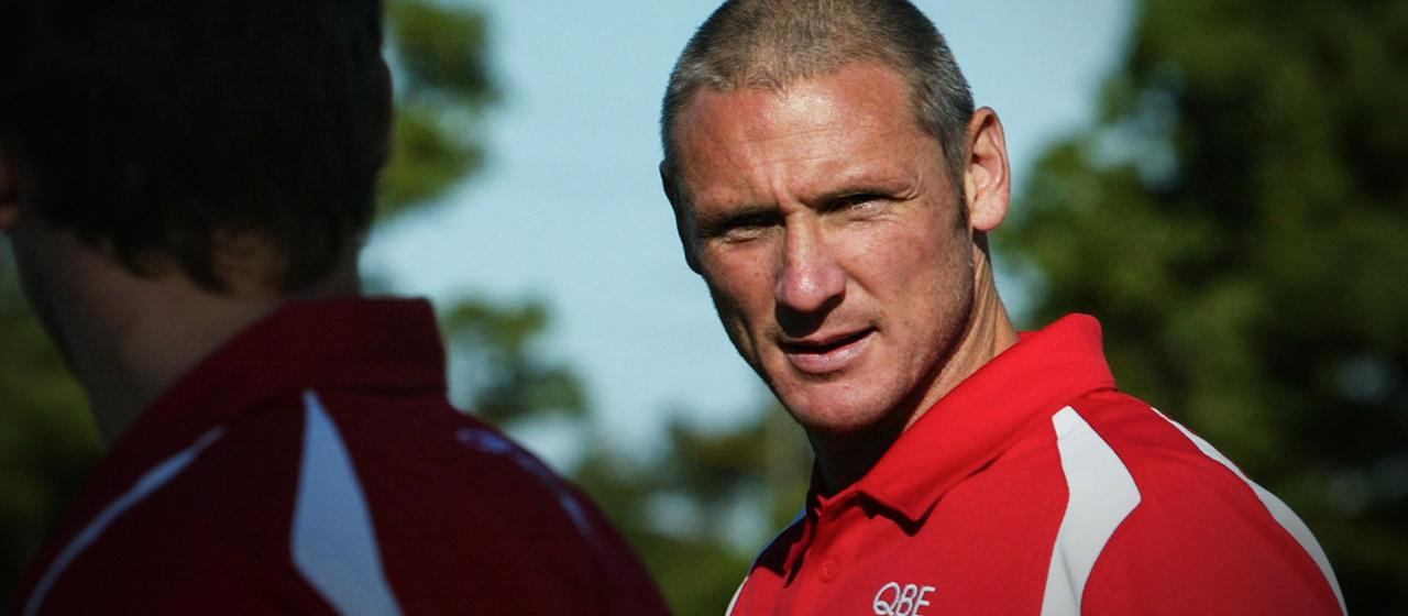 Peter 'Spida' Everitt - AFL - AthletesVoice