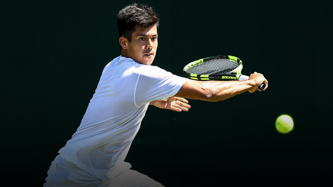 Jason Kubler - Tennis - PlayersVoice