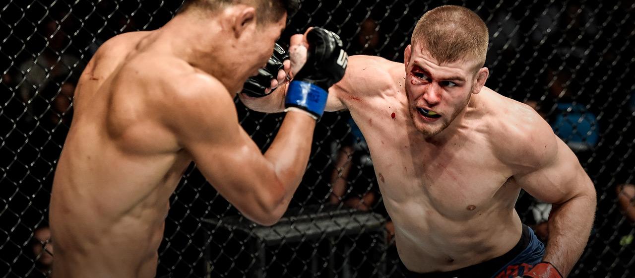Jake Matthews - UFC - AthletesVoice