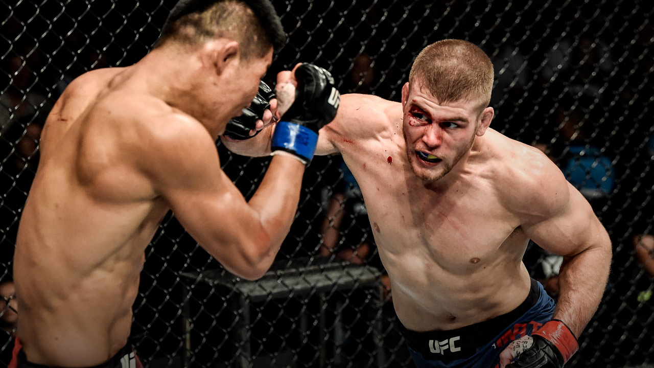 Jake Matthews - UFC - PlayersVoice