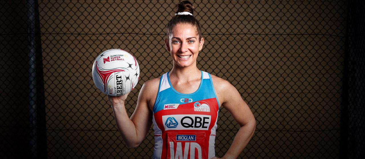 Abbey McCulloch - Netball - AthletesVoice