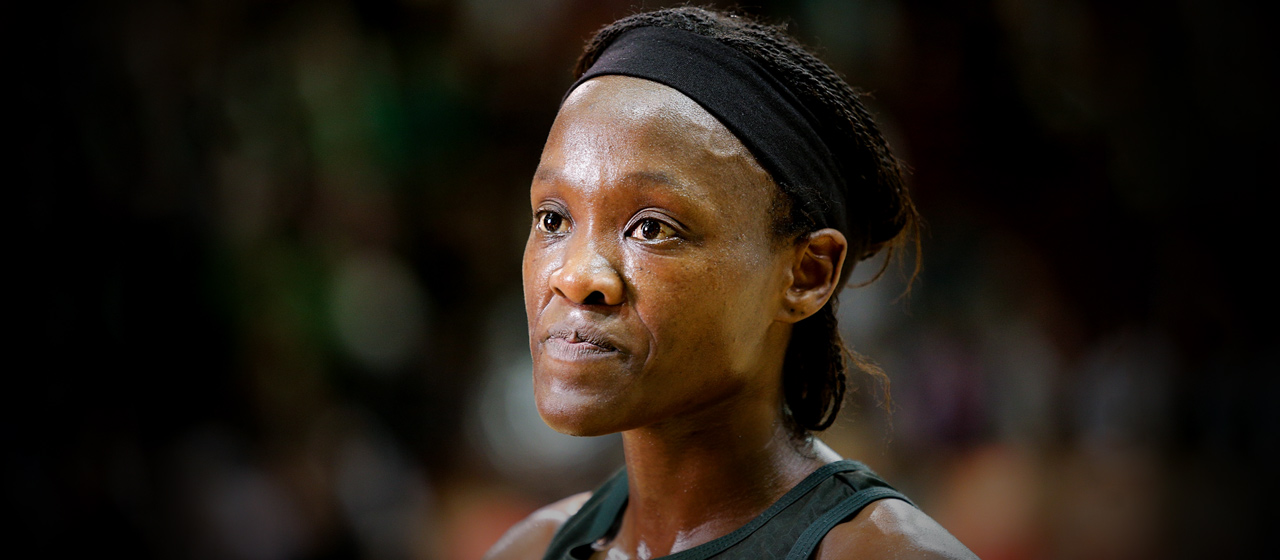 Bongiwe Msomi - Netball - AthletesVoice