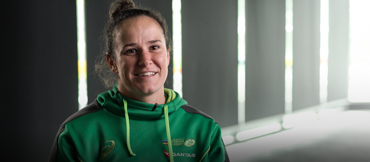 Shannon Parry - Rugby - AthletesVoice
