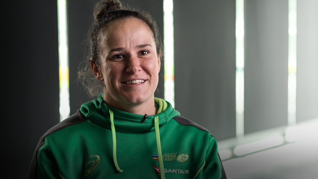 Shannon Parry - Rugby - PlayersVoice
