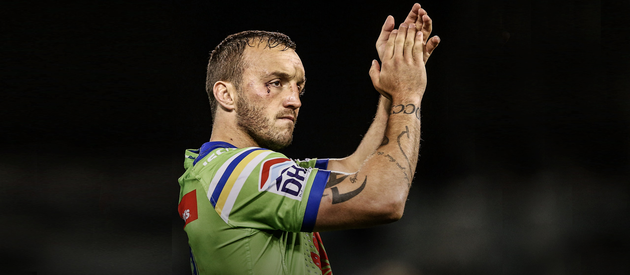 Josh Hodgson - NRL - AthletesVoice