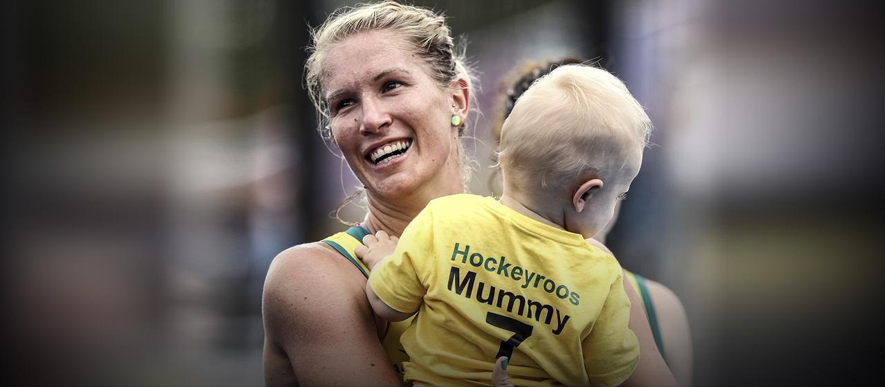 Jodie Kenny - Hockey - AthletesVoice