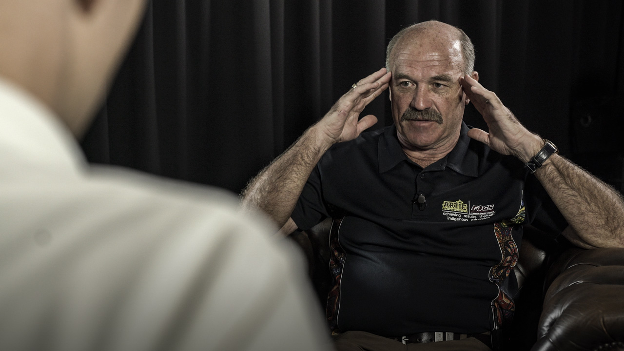 Wally Lewis - Transitions - AthletesVoice