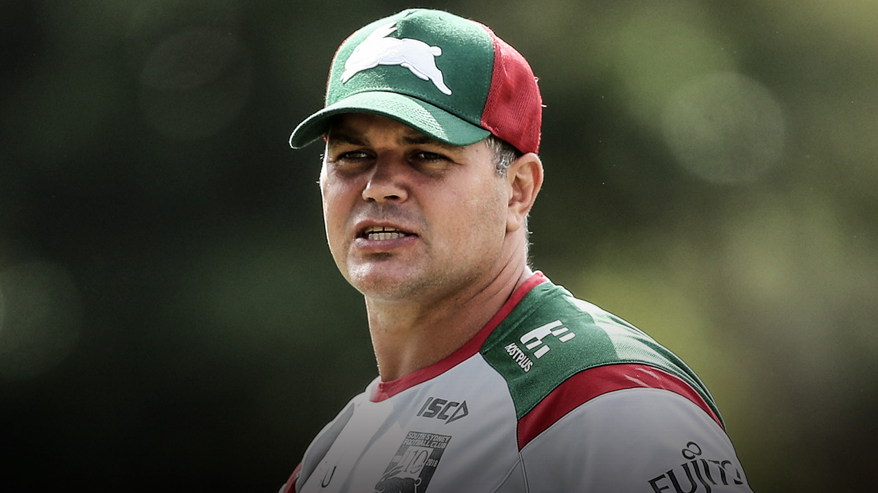 Anthony Seibold - NRL - AthletesVoice
