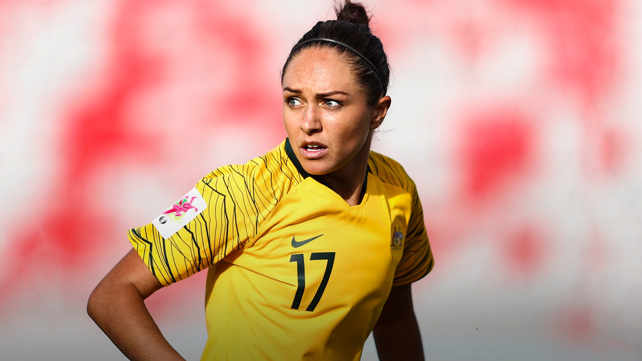 Kyah Simon - Football - PlayersVoice