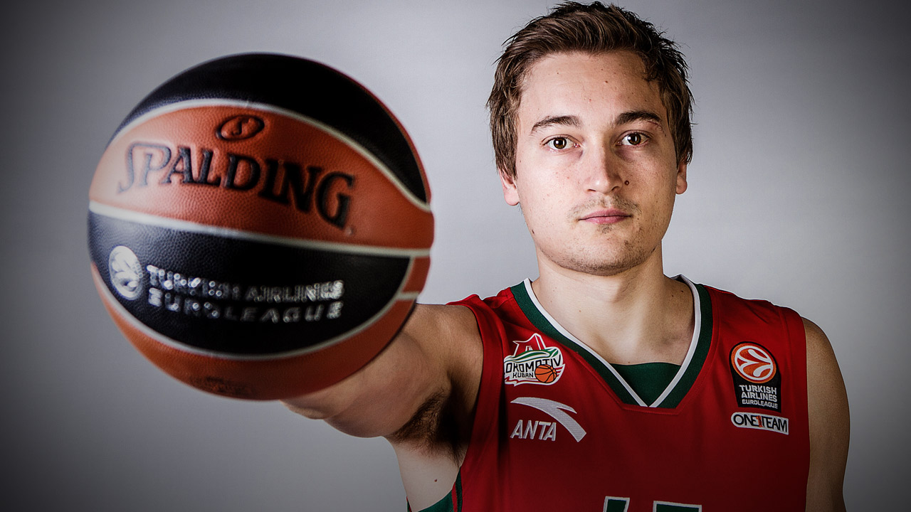 Ryan Broekhoff - Basketball - PlayersVoice