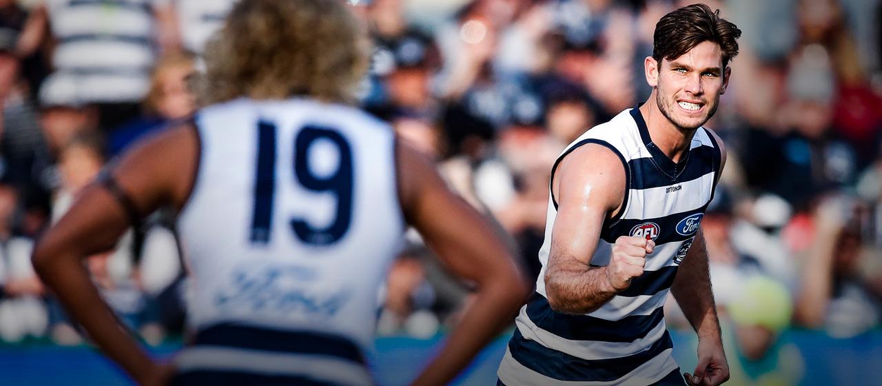 Tom Hawkins - AFL - AthletesVoice