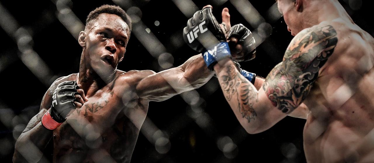 Israel Adesanya - UFC - AthletesVoice
