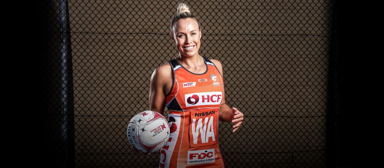 Kim Green - Netball - AthletesVoice