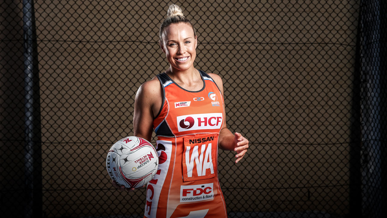 Kim Green - Netball - AthletesVoice