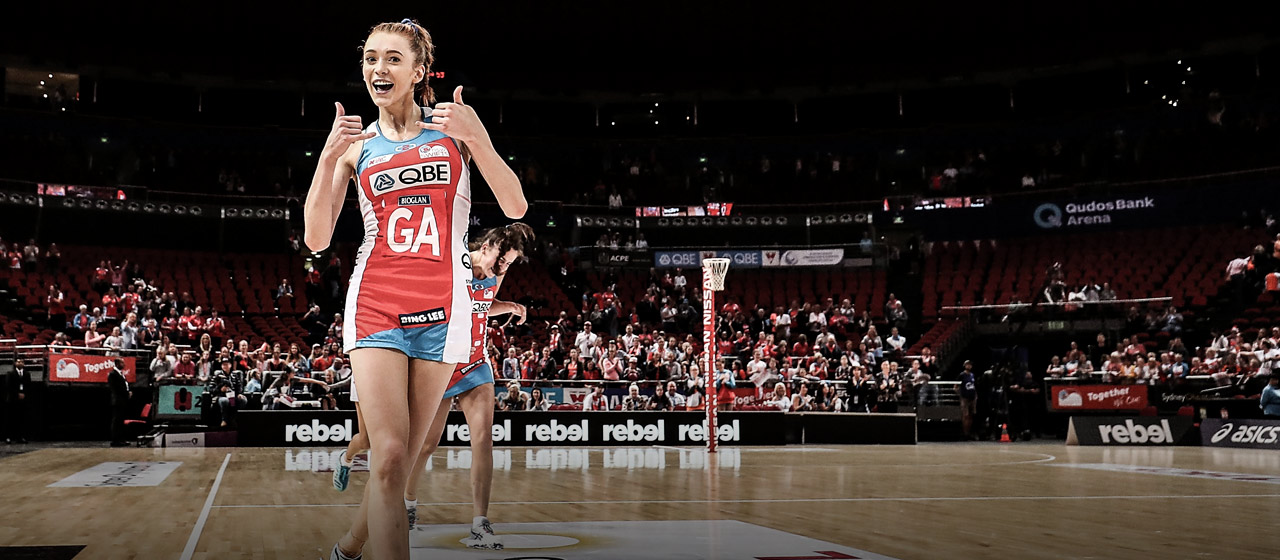 Helen Housby - Netball - AthletesVoice