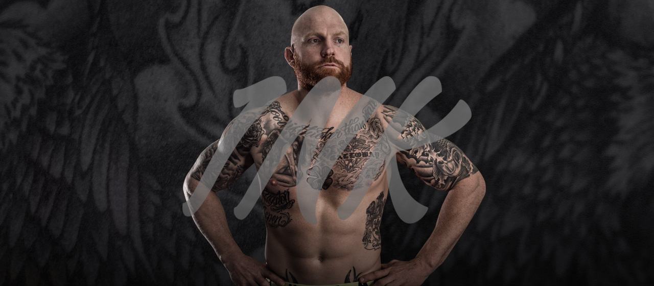 Keith Galloway - Ink - AthletesVoice